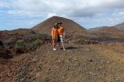 Crazy Galapagos landscape