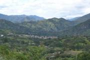 Green Vilcabamba valley