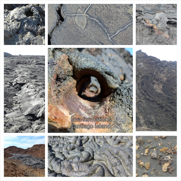 Neat geologic formations