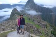 Insert classic Machu Pichu shot here