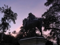 Statue at Dusk