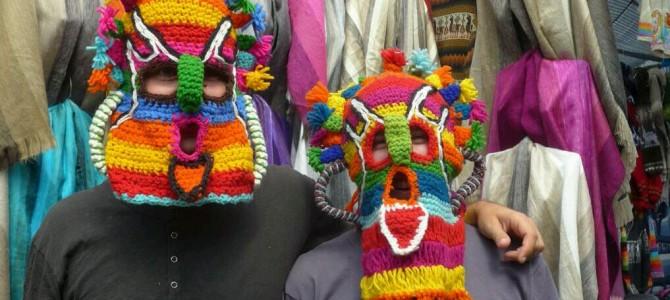 Happy Valentines Day From Otavalo, Ecuador!