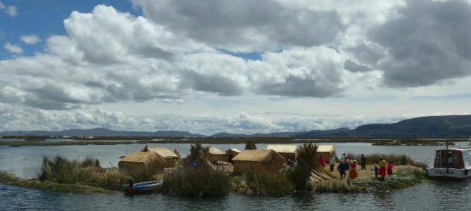 Lago Titticaca