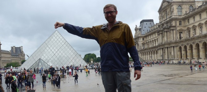 Busy Paris, Wild Camping, and Dirty Dancing