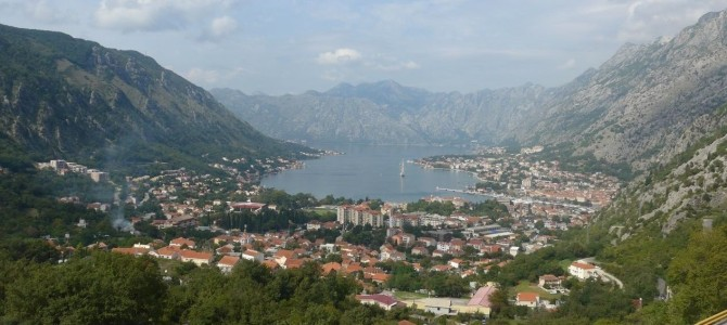 Eastbound and down to Montenegro and Albania