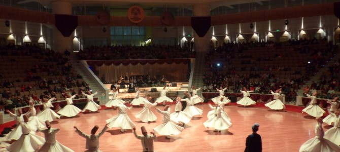 Whirling Dervishes (with video)